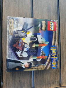 NEW SEALED LEGO HARRY POTTER DOBBY'S RELEASE 4731