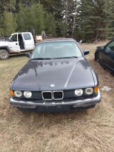 BMW 735i 1988