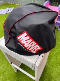 Avengers youth size large motorbike helmet