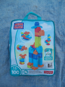 Fisher Price - 100 Mega Blocks
