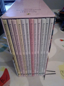 🌺🌺The Angelina Ballerina story box collection🦄🦄