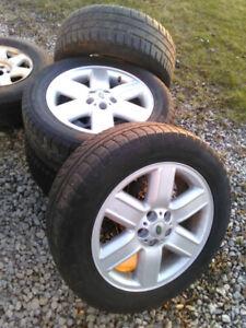 235/55R19 Winter Pro Champiro Tires