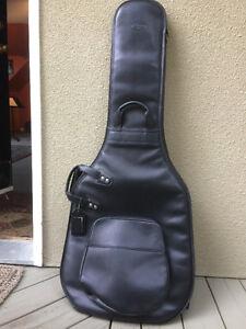 Premium leather Reunuion Blues Gig Bag