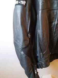 Leather Motorcycle Jacket Belleville Belleville Area image 4