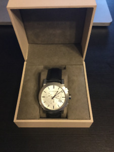 ***Men's Burberry Chronograph Watch***
