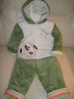 Suit spring/autumn for baby 12 months old unisex