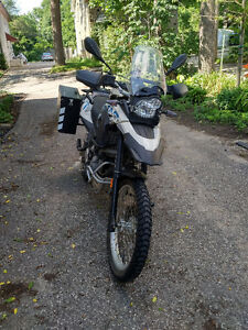 2013 BMW G650GS Sertao, Fully Loaded and Ready for Adventure