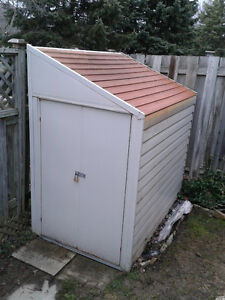 Small Backyard Shed