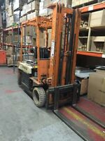 Toyota forklift 3000lbs