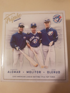 $100 OBO - Toronto Blue Jays Triple Bobble! Includes Shipping!