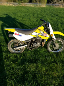 Suzuki jr80 dirt bike