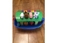 Animal sound Noah's Ark with piano/keyboard