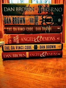 First Edition Dan Brown Series