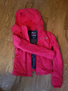 Hollister All-Weather Jacket XS