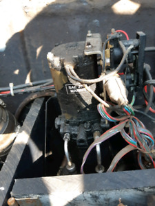Outboard parts