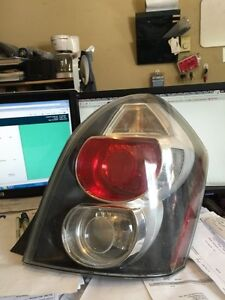 Pontiac vibe 2009-2010 Rh Taillamp  oem