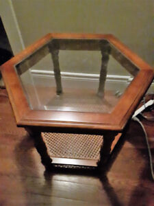 END TABLES = Wood - Set of 3