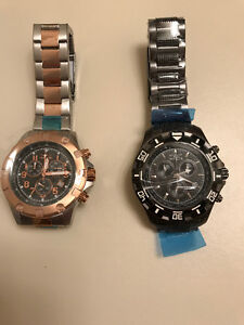 Two INVICTA watches for sale $525.00 each