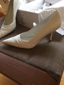 White Dressy Shoes