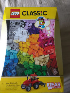 Lego Classic 1500 pieces brand new in box