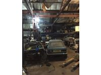 Golf mk1 parts tonnes of bits based in Birmingham can post