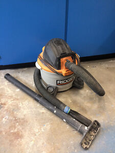 Ridgid Shop Vac. for sale