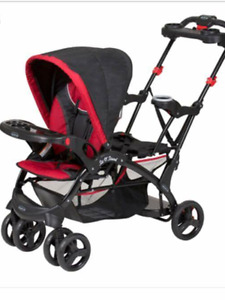 Sit and stand stroller for sale
