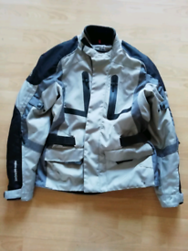 Hein Gericke motorbike jacket XL