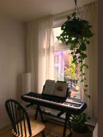 Piano teacher in Mile-End