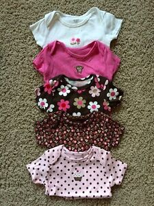 Carters onesies. NEW!!! 12 months