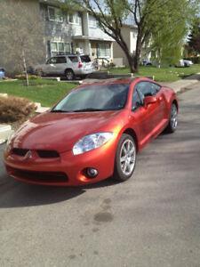 2008 Mitsubishi Eclipse GT V6 (2 door) - REDUCED for quick sale