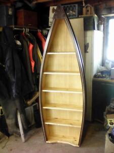 boat shelf decoy canoe shelf