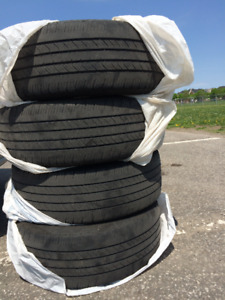 MICHELIN 205/55/R16 91H Primasy MXV4   $70.00 for 4 tires