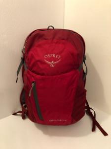 """Sac à dos """"Osprey"""" rouge 20 Litres"""