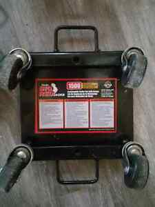 Snowmobile Rollers (2 sets )
