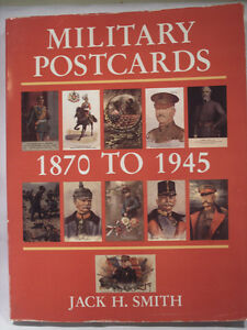 Military Postcards Book
