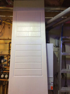 BEST OFFER acceptable_Wayne Dalton 8500 Garage door(9x7) 2 panel