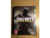 Call of Duty: Infinite Warfare Xbox One - Extra Content - Brand New