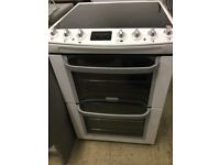 White Electrolux electric Cooker