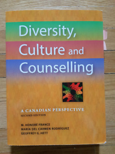 Diversity, Culture, and Counselling - Hett, France, Rodriguez