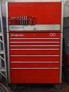 SNAP ON TOOL BOX CHEST COFFRE A OUTIL BOITE A OUTIL 825.00$