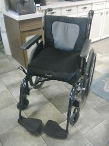Wheelchair and other things