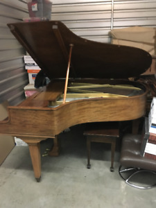 Beautiful Chickering Baby Grand