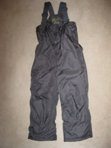 Joe Fresh Kids Grey Snow Pants