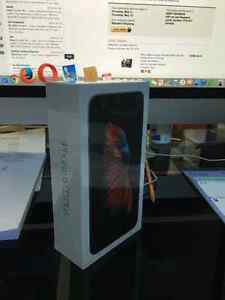 IPHONE 6S PLUS 128 GB BLACK ROGERS SEALED LITTLE NEGOTIABLE
