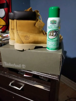 Timberlands size 12 brand new not worn