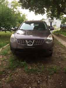 2008 Grey Nissan Rouge SL AWD 2.5L FOR SALE