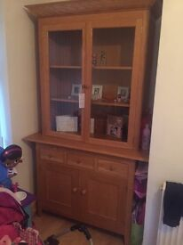Marks and spencer solid wood cabinet