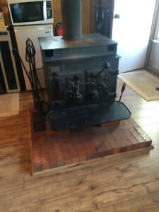Lakewood Wood Burning Stove