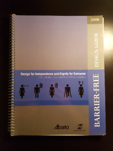 Barrier Free Design Guide 2008